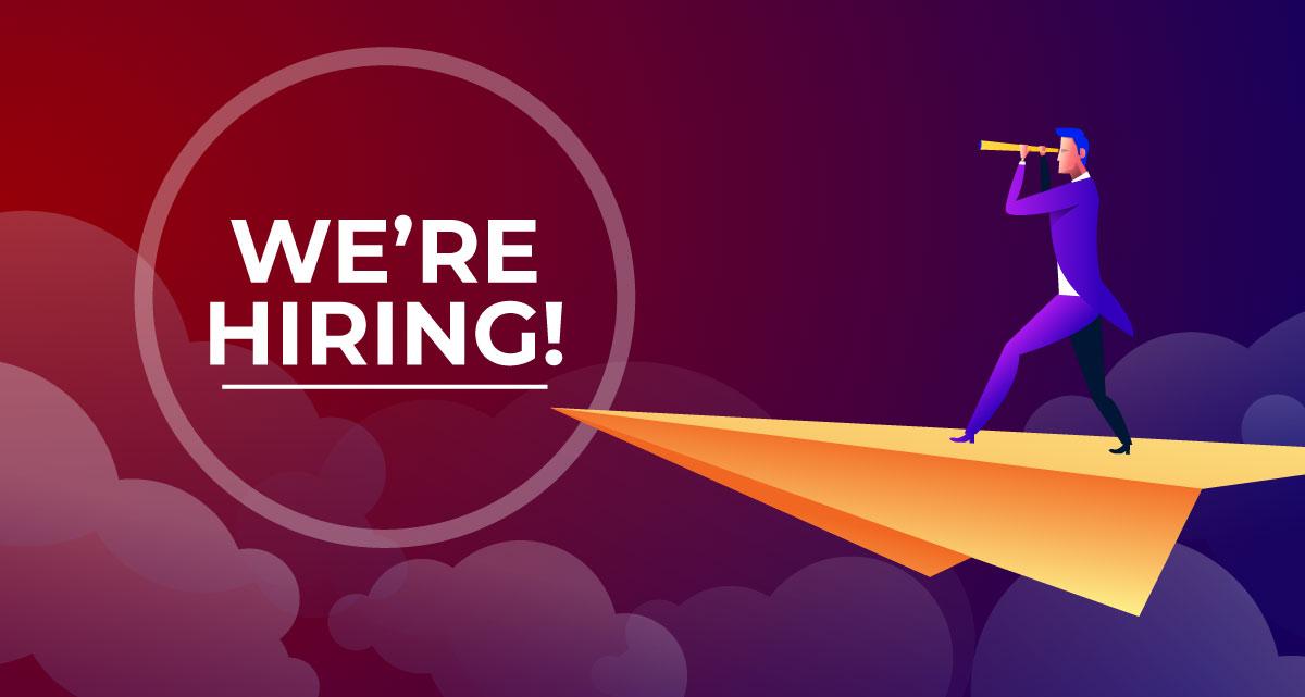 Job Opportunity: We're Hiring!